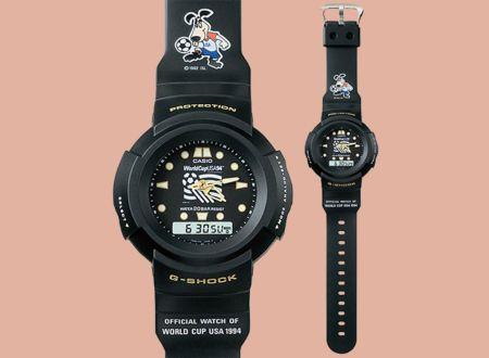 El legado de los relojes G-SHOCK a través de los mundiales