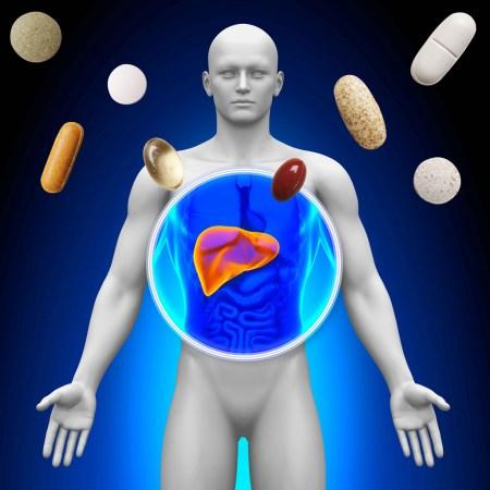 ¡Cuidado! los fármacos más tóxicos para el hígado