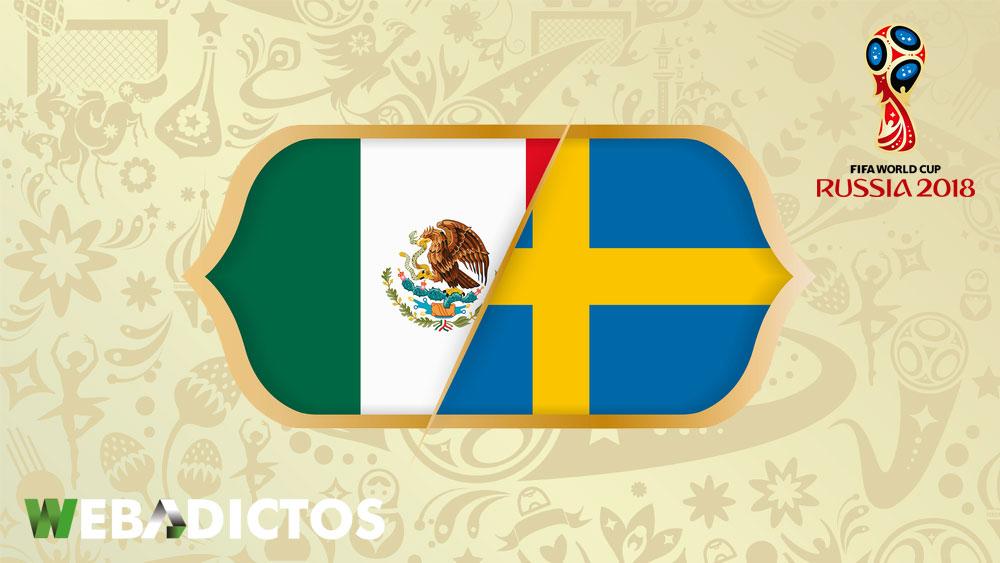 México vs Suecia en el Mundial Rusia 2018 ¡En vivo por internet! - mexico-vs-suecia-mundial-rusia-2018