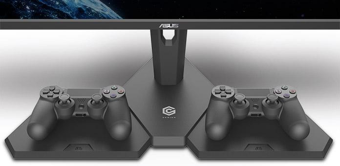 ASUS presenta nuevos monitores Gaming y profesionales - monitor-de-videojuegos-cg32-4k_asus