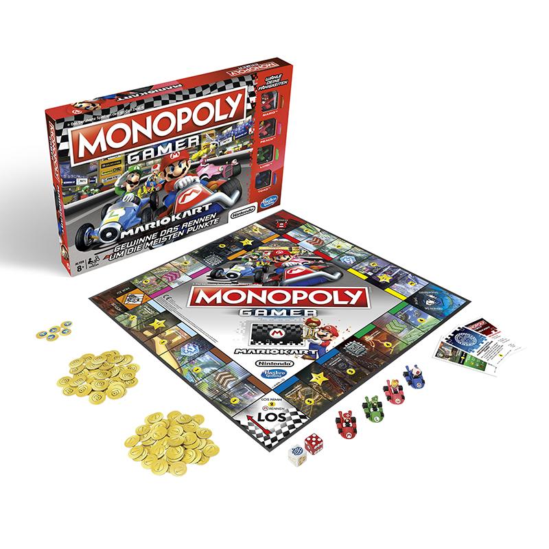 Monopoly Gamer Mario Kart llega a México ¡Conoce sus características y precio! - monopoly-gamer-mario-kart_1