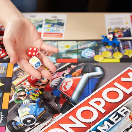 Monopoly Gamer Mario Kart llega a México ¡Conoce sus características y precio! - monopoly-gamer-mario-kart_5