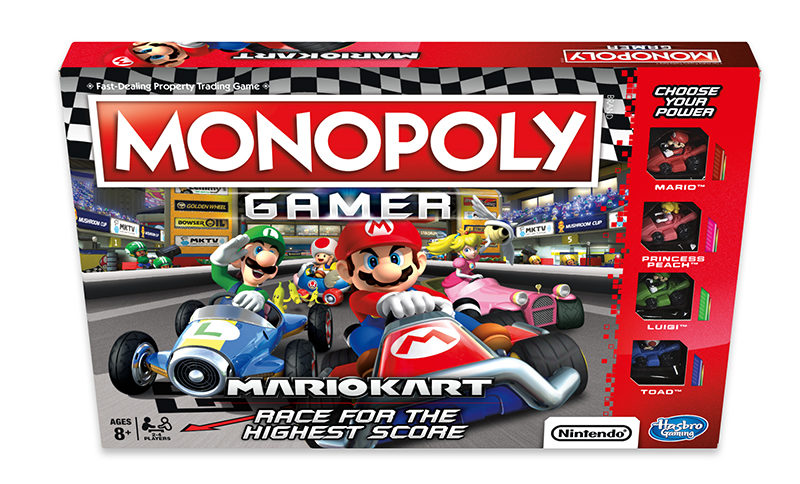 Monopoly Gamer Mario Kart llega a México ¡Conoce sus características y precio! - monopoly-gamer-mario-kart_7-e1528962365638