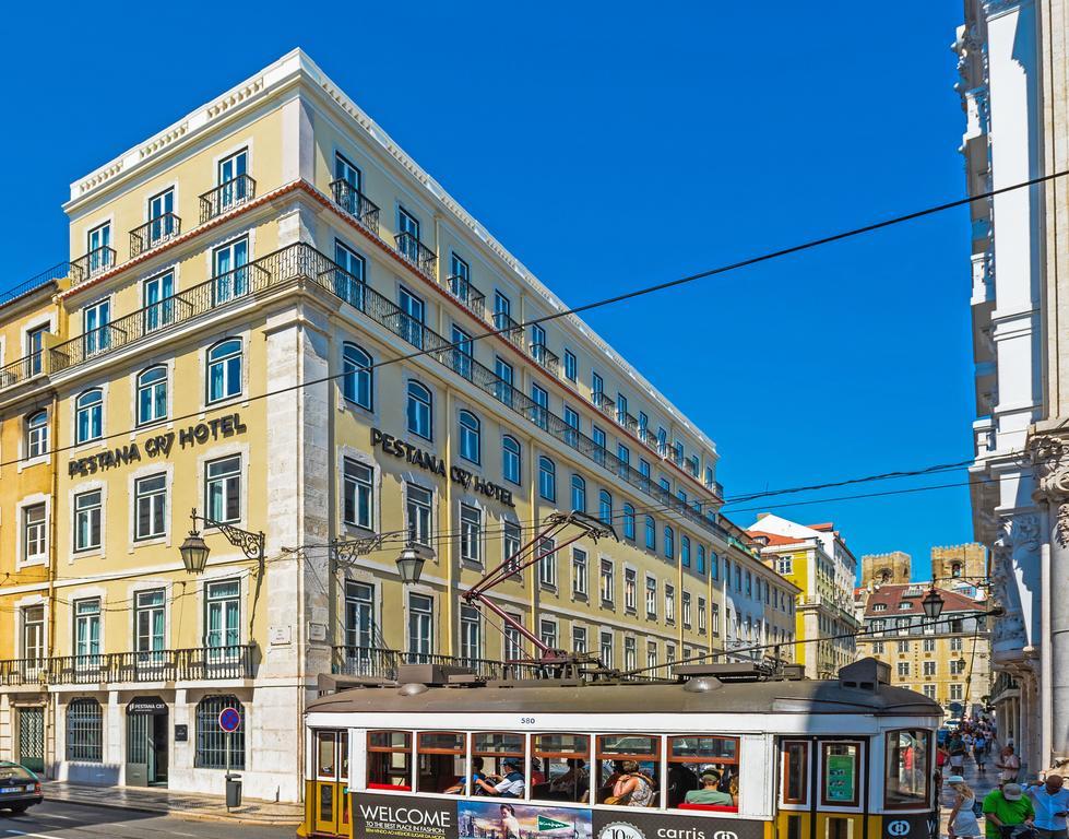 Los 5 hoteles más futboleros que existen alrededor del mundo - pestana-cr7-lisboa-portugal