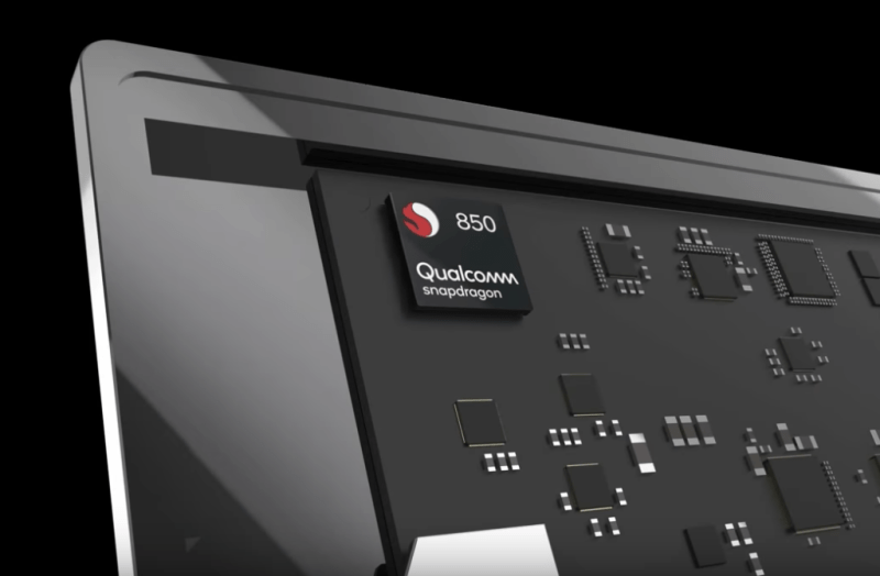 Qualcomm anuncia la Plataforma de Cómputo Móvil Snapdragon 850 para PC con Windows 10 - plataforma-de-computo-movil-snapdragon-850-800x524