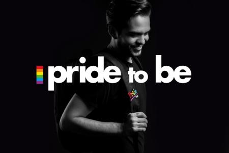 Cool Capital Pride to Be: Mochila edición especial ¡celebra la libertad, la inclusión y la diversidad!