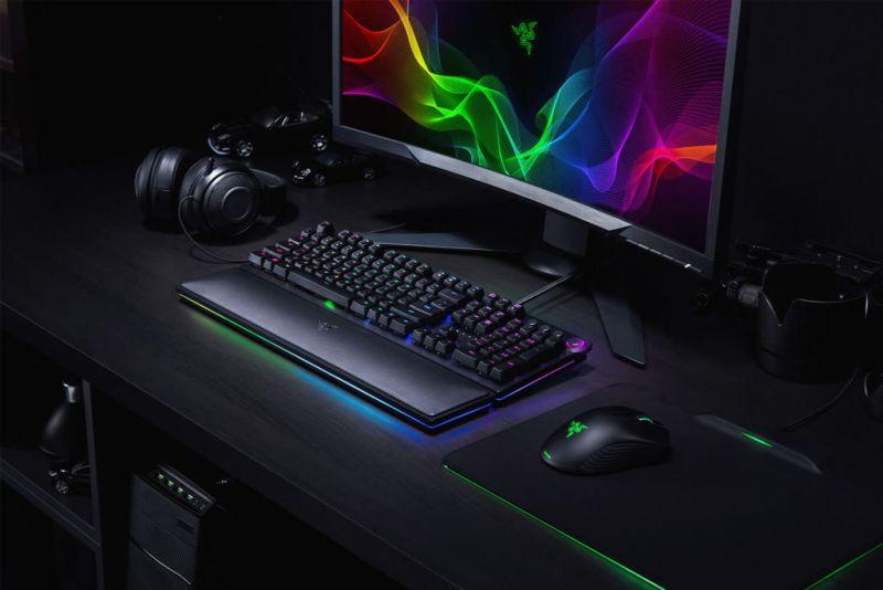Nueva línea de teclados para juegos Razer Huntsman: desempeño de juego a la velocidad de la luz - razer-huntsman-elite-1-800x534