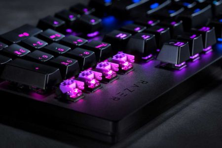 Nueva línea de teclados para juegos Razer Huntsman: desempeño de juego a la velocidad de la luz - razer-huntsman