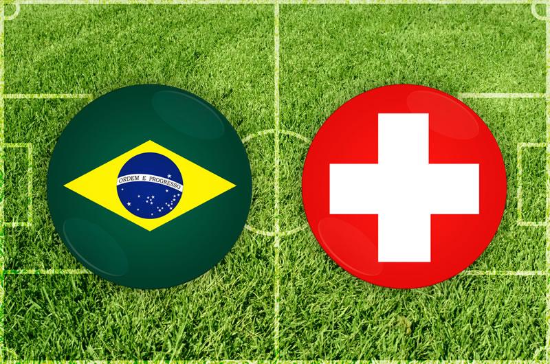ve la repetici 243 n de brasil vs suiza completo mundial