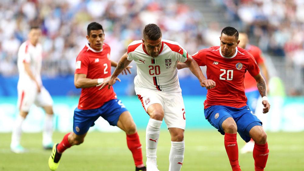 Ve la repetición de Costa Rica vs Serbia completo del Mundial 2018 - repeticion-costa-rica-vs-serbia-completo-rusia-2018