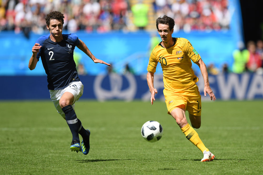 Repetición de Francia vs Australia completo en el Mundial Rusia 2018 - repeticion-francia-vs-australia-mundial-2018-1