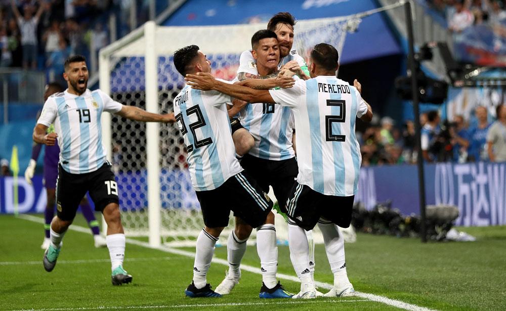 Ve la repetición de Argentina vs Nigeria completo en el Mundial Rusia 2018 - repeticion-partido-completo-argentina-vs-nigeria-2018