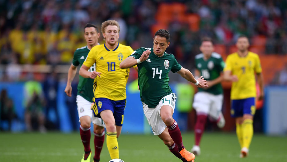 Ve la repetición de México vs Suecia en el mundial 2018 ¡Completo! - repeticion-partido-completo-mexico-vs-suecia-2018