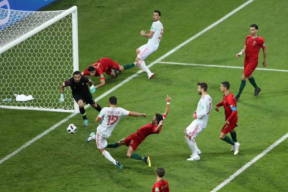 Ve la repetición de Portugal vs España completo, Mundial 2018 - repeticion-portugal-vs-espana-mundial-2018