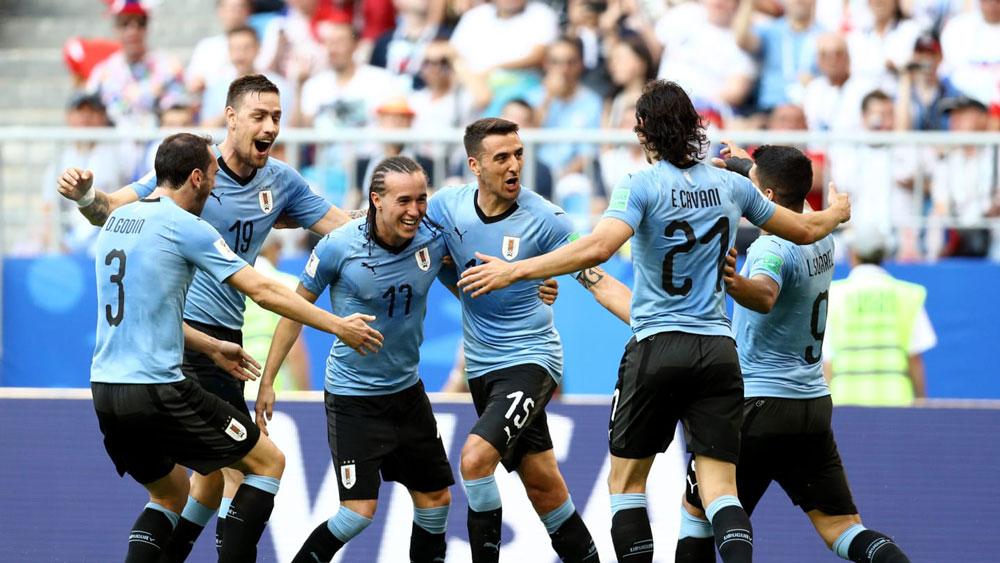 Ve la repetición de Uruguay vs Rusia completo en el Mundial 2018 - repeticion-uruguay-vs-rusia-completo-mundial-2018