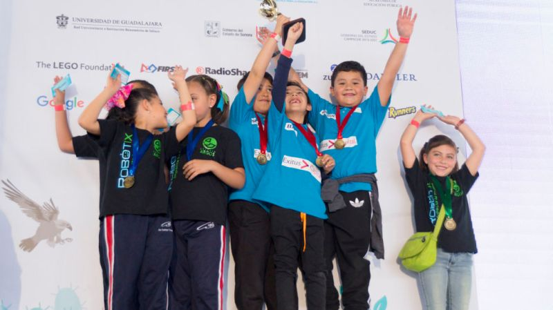 Se realiza con éxito la 12ª edición de RobotiX Faire, Feria de Robótica para niños - robotix-faire_18-800x449