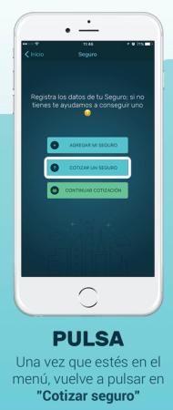 ¿Quieres saber cómo cotizar y contratar un seguro desde tu celular? - seguros-pantalla-2