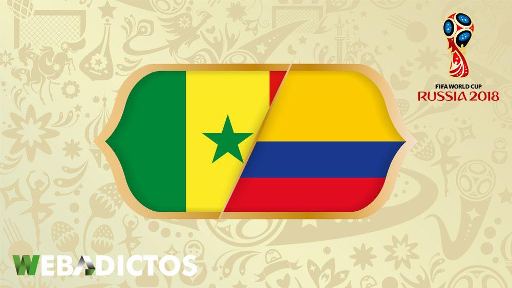 Senegal vs Colombia, Mundial Rusia 2018 ¡En vivo por internet! - senegal-vs-colombia-mundial-rusia-2018
