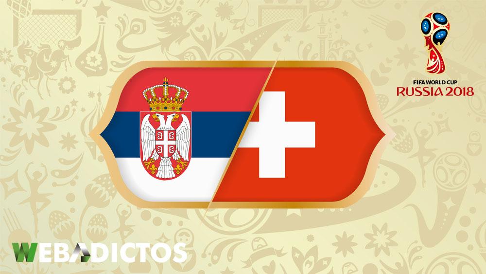 Serbia vs Suiza, Grupo E del Mundial 2018 ¡En vivo por internet! - serbia-vs-suiza-mundial-2018
