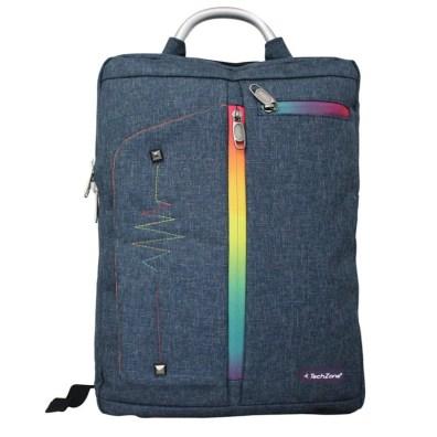 TechZone lanza backpacks especiales para celebra el mes del orgullo - tzlbp01-pride