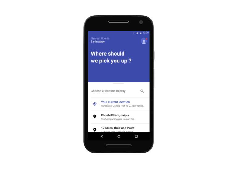 Uber presenta una edición Lite de su aplicación para Android - uber-lite-app