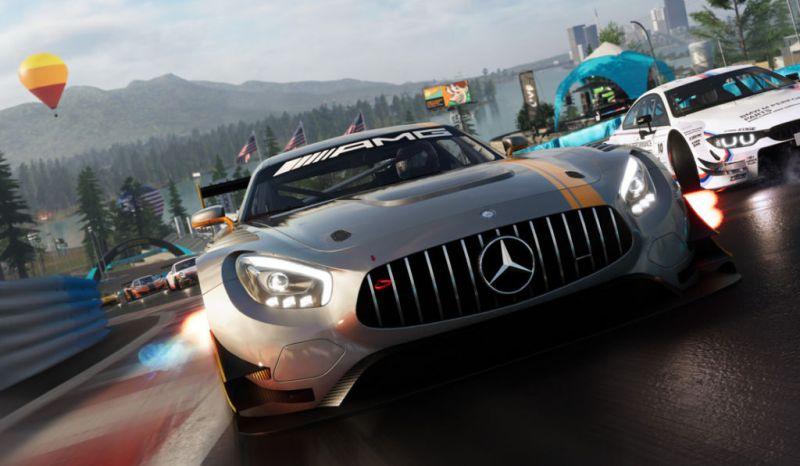 Vive la ingeniería automotriz de Mercedes-Benz en el próximo The Crew 2 - ubisoft-y-mercedes-benz-800x466