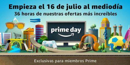 Amazon Prime Day 2018 comienza el 16 de julio