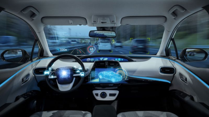 El auto conectado: el centro de información de la próxima generación - auto-conectado_1-800x450