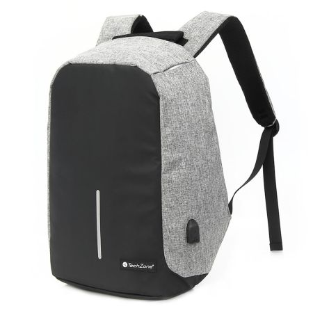 TechZone lanza backpack antirrobo