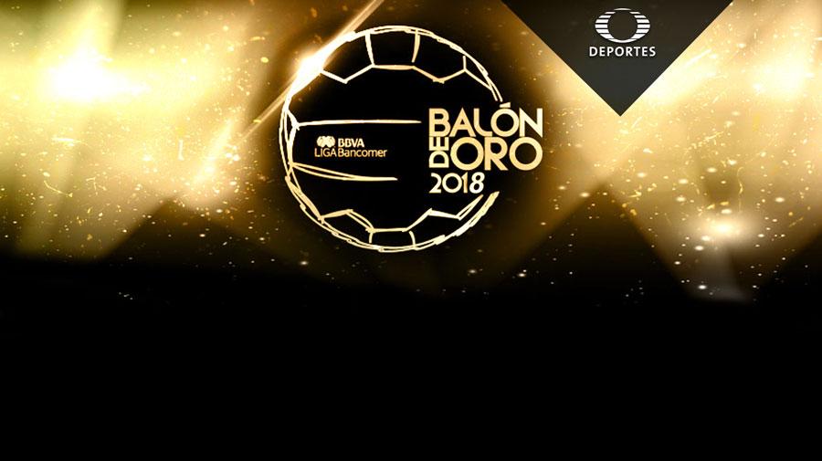 Balón de Oro 2018 de la Liga MX este 14 de julio ¡En vivo por internet! - balon-de-oro-2018-mexico-internet