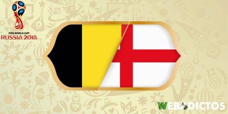 Bélgica vs Inglaterra, Tercer lugar del mundial 2018 ¡En vivo por internet!
