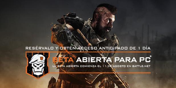 Call of Duty: ¡la versión beta multijugador de Black Ops 4 llega el 10 de agosto! - black-ops-4
