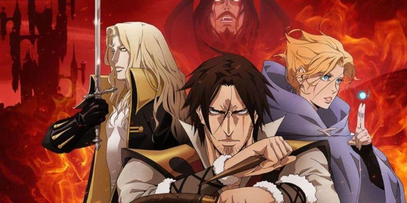 Segunda temporada de Castlevania se estrenará en Netflix el 26 de octubre - castlevania-800x400