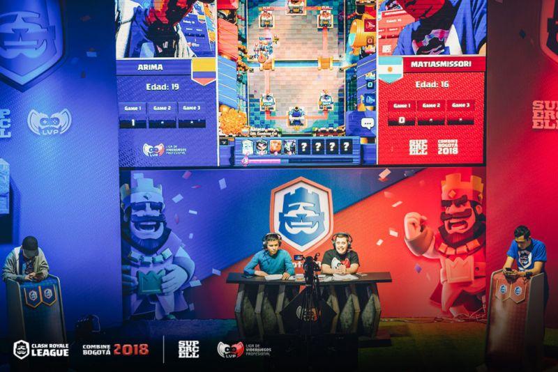 Los próximos campeones de Clash Royale se enfrentan en México - clash-royale-league_1-800x534