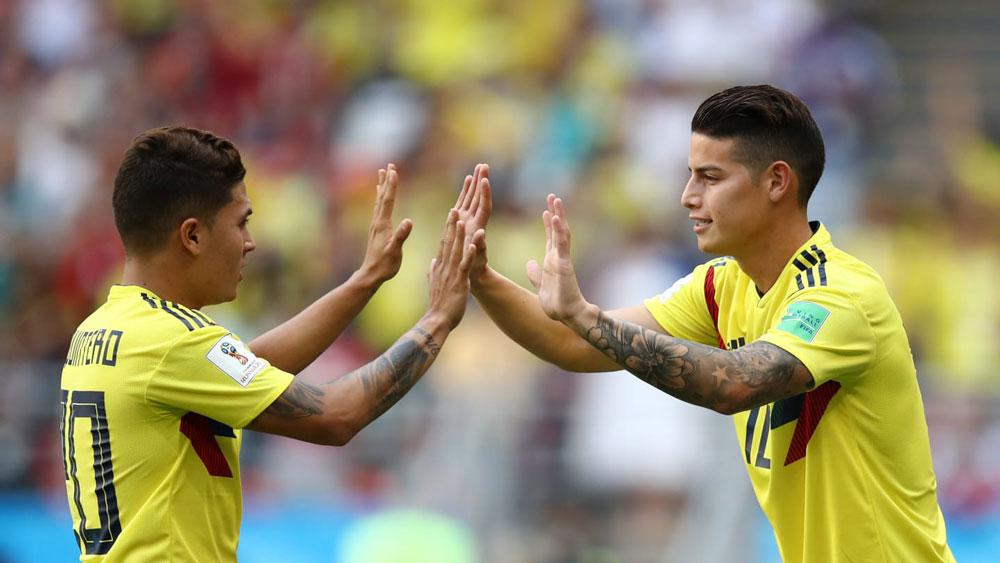 Colombia vs Inglaterra, octavos del Mundial 2018 ¡En vivo por internet! - colombia-vs-inglaterra-octavos-rusia-2018