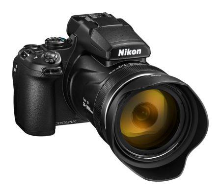NIKON lanza su nueva COOLPIX P100 con súper zoom
