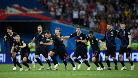 Croacia vs Inglaterra, Semifinal del Mundial 2018 ¡En vivo por internet!