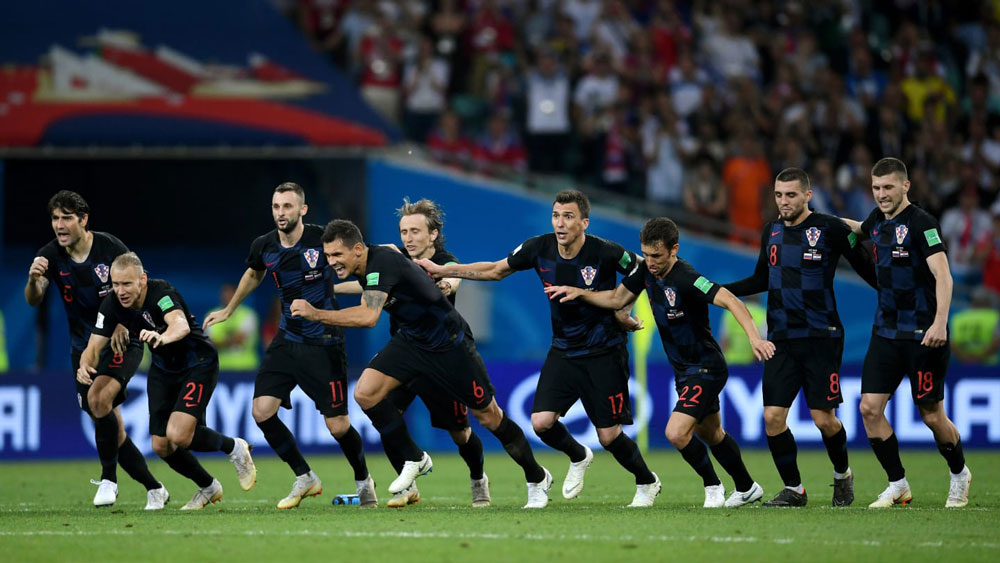 Croacia vs Inglaterra, Semifinal del Mundial 2018 ¡En vivo por internet! - croacia-vs-inglaterra-mundial-2018