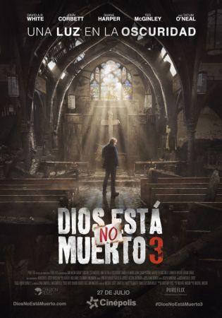 """Cinépolis presenta proximamente: """"Dios no está muerto 3"""""""