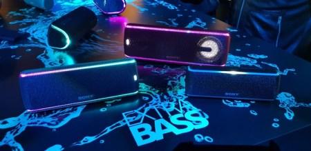 Nuevas bocinas inalámbricas EXTRA BASS de Sony con Party Booster