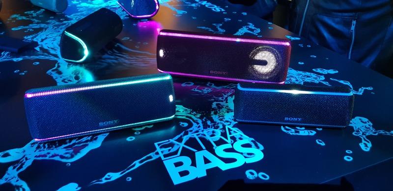 Nuevas bocinas inalámbricas EXTRA BASS de Sony con Party Booster - extra-bass-800x389