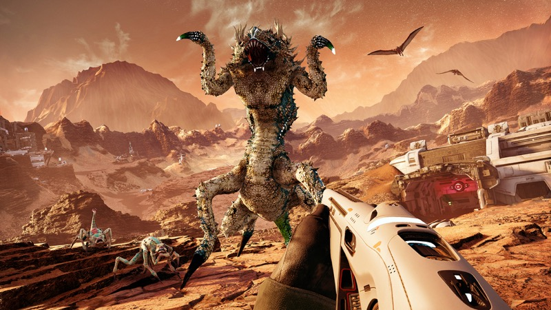Lost on Mars, el nuevo e irreverente DLC de Far Cry 5, ¡ya disponible! - far-cry-5-lost-on-mars-800x450