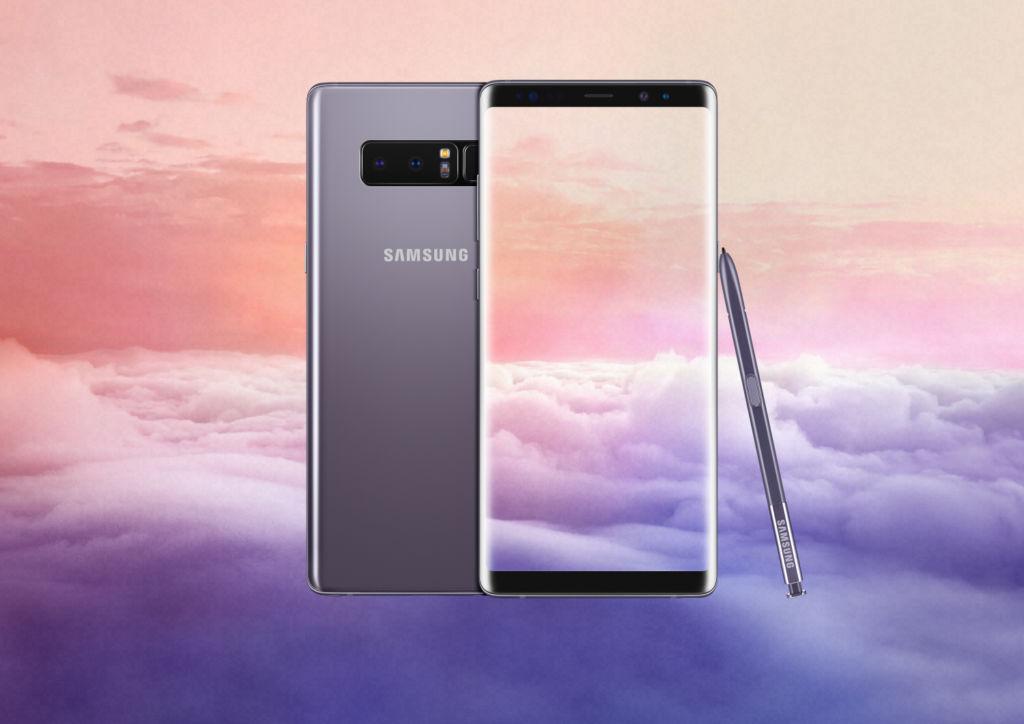 Se filtra foto del Samsung Galaxy Note 9 y... se nos hace muy conocido - galaxy-note-8-orchid-purple