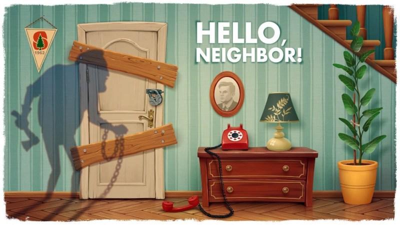 ¡Hello Neighbor llega finalmente para Switch y PS4! - hello-neighbor-800x450