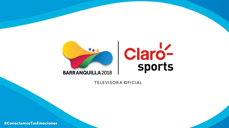XXIII Juegos Centroamericanos y del Caribe 2018 en vivo por Claro Sports y Marca Claro - juegos-centroamericanos-2018