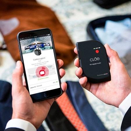 LugLoc de Cloe, el dispositivo para rastrear tu equipaje via GSM y bluetooth
