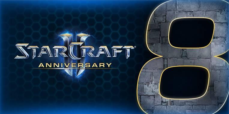 8° Aniversario de StarCraft II y nuevo parche de StarCraft: Remastered - octavo-aniversario-de-starcraft
