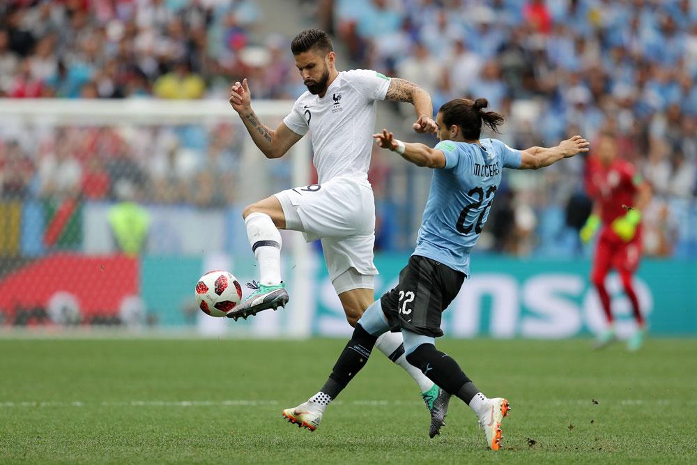 Ve la repetición de Uruguay vs Francia completo, Mundial 2018 - repeticion-francia-vs-uruguay-mundial-2018
