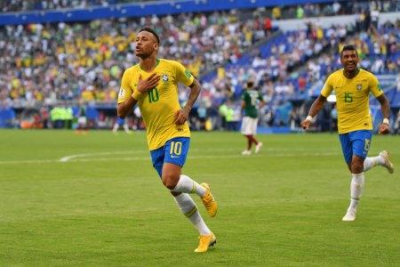 Ve la repetición de México vs Brasil completo, Mundial 2018