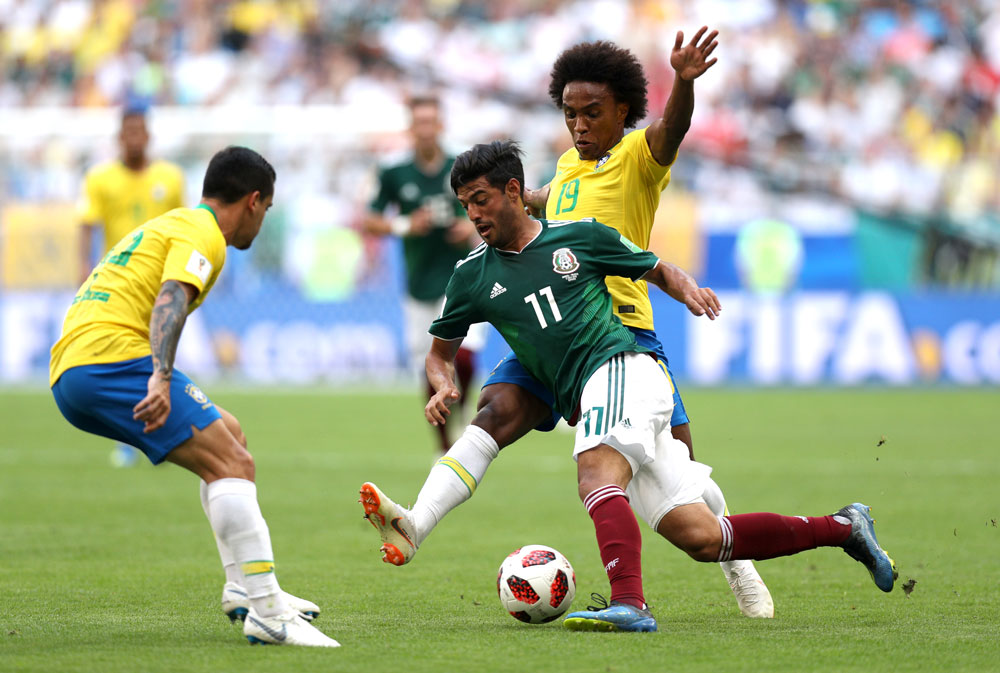 Ve la repetición de México vs Brasil completo, Mundial 2018 - repeticion-partido-completo-mexico-vs-brasil
